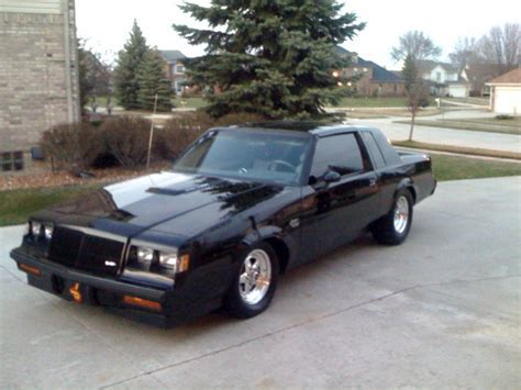 Grand National Car For Sale by 1987 Buick Grand National Amazing Race Car For Sale
