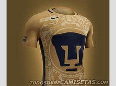 Jerseys Nike de Pumas UNAM 201617 Todo Sobre Camisetas