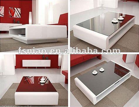 center table set design modern living room glass top center table design 673d