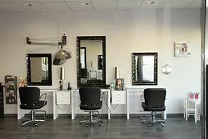 Mobilier Salon De Coiffure : agencement de salon de coiffure jz97 jornalagora ~ Teatrodelosmanantiales.com Idées de Décoration