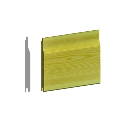 Treated Shiplap Timber - 19mm x 125mm green treated timber shiplap howarth timber