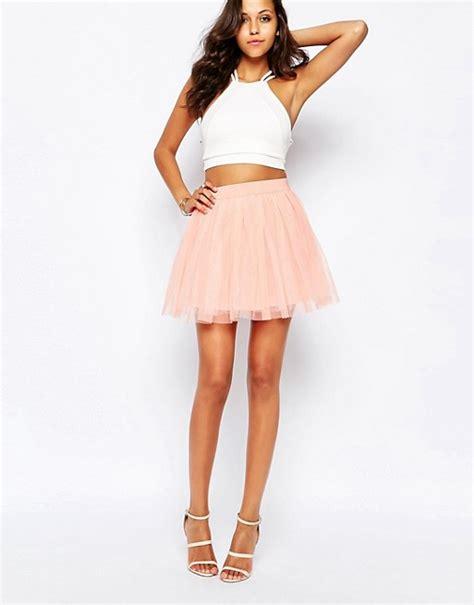 boohoo boohoo tulle mini skirt
