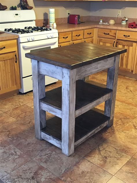 kitchen furniture island kitchen island made with 4x4 legs 2x4 for the frame 2x6
