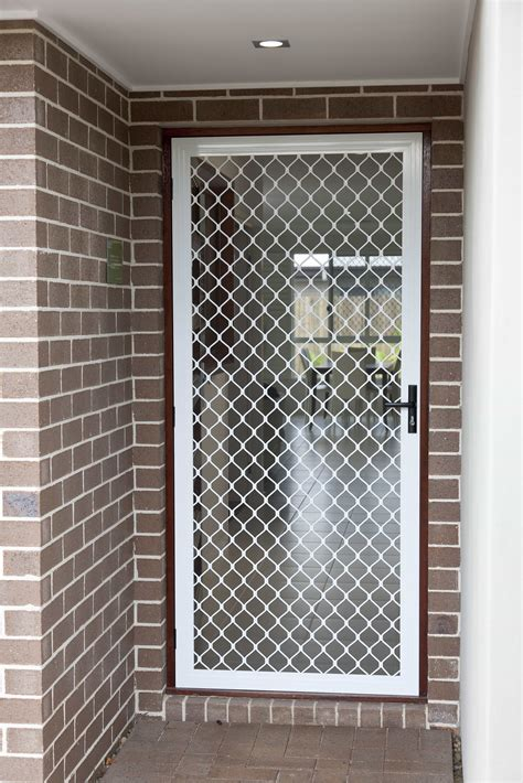 diamond grille door werribee blinds