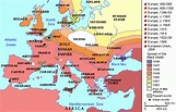 map (624×400)   Medieval and Renaissance   Pinterest ...