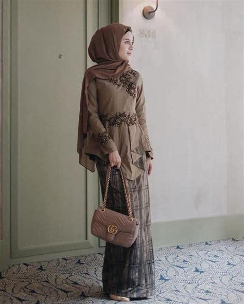 ootd kondangan casual  hijab jilbab gallery
