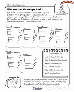 """Who Ordered the Mango Mash"" – 5th Grade Math Worksheet on ..."