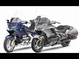Goldwing 1800 2018 : 2018 new honda goldwing gl1800 f6b first photos youtube ~ Medecine-chirurgie-esthetiques.com Avis de Voitures