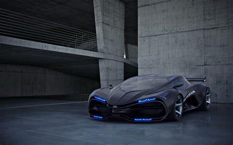 Wallpaper Lada Raven, Concept Cars, 4k, Automotive Cars