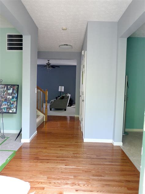 behr ultra frosted jade living room