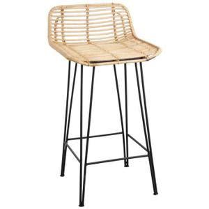 chaise de bar en rotin tabouret de bar rotin achat vente tabouret de bar