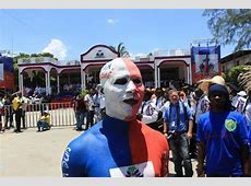 Haiti Marks Flag Day