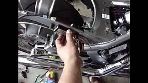 Diy Rear Led Install On 2010 Honda Fury