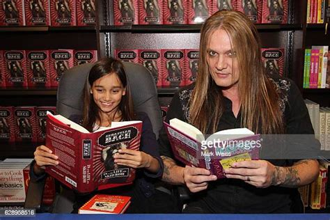 Sebastian Bach Signs Copies Of 18 And Life On Skid Row