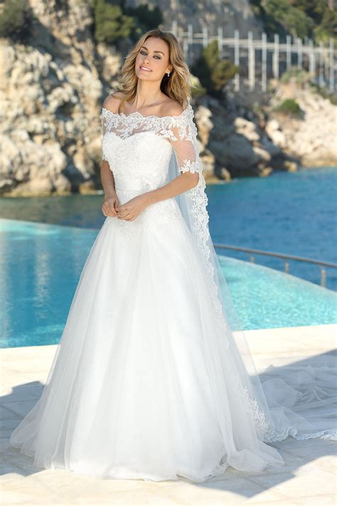 Wedding Dresses For The Winter Wonderland Bride Ladybird