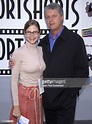 Marliese Schneider & Director Roger Donaldson during The ...