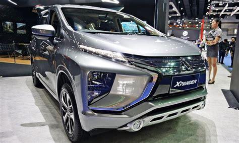 Mitsubishi Xpander 2018 ใหม่ เปิดตัวอย่างเป็น