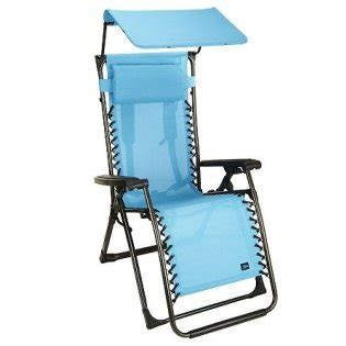 bliss hammocks turquoise gravity free recliner with canopy