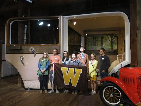 Wmu Mobile Help Desk by Wmu Students Trace Disney S Path To Fame Wmuk