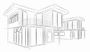 Architektur Haus Zeichnen : bilder und videos suchen konstruktionszeichnung ~ Markanthonyermac.com Haus und Dekorationen