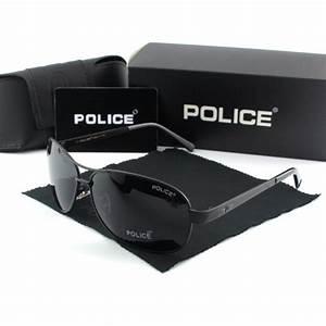 Police Fishing Polarized Sunglasses For Men Driver 2018 ...