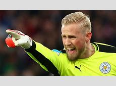 Kasper Schmeichel to follow in father footsteps and be Man