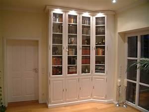 Möbel Und Mehr Norden : b cherschrank bibliothek vitrine norden ma anfertigung in eiche vollmassiv farbe eiche ~ Bigdaddyawards.com Haus und Dekorationen