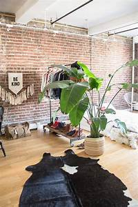 Decoration Interieur Industriel : un loft industriel boh me brooklyn frenchy fancy ~ Nature-et-papiers.com Idées de Décoration