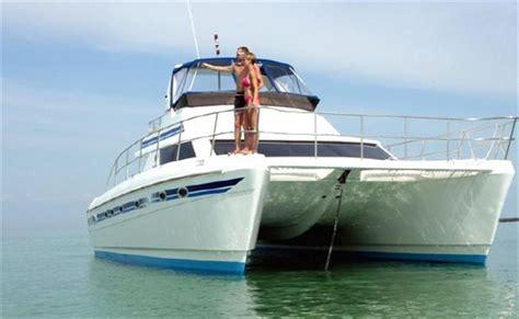 Mastercraft Boats Mission Statement by 42 2010 Africat 420 Power Catamaran Is A 42 Africat