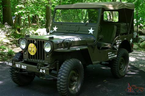 military jeep willys for sale restored military jeep for sale autos post