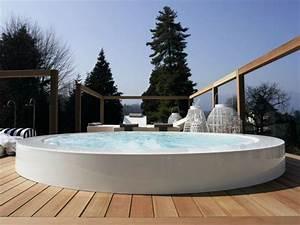 Whirlpool Rund Outdoor : outdoor whirlpool built in minipool ~ Sanjose-hotels-ca.com Haus und Dekorationen