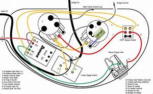 Ca Gear Blog  Washburn Xb125  Wiring Diagram