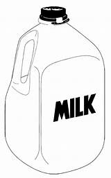 Milk Coloring Jug Clipart Bottle Gallon Colouring Pages Cliparts Water Clip Empty Action Library Jugs Clipartmag Anycoloring sketch template
