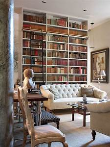 30, Classic, Home, Library, Design, Ideas, Imposing, Style