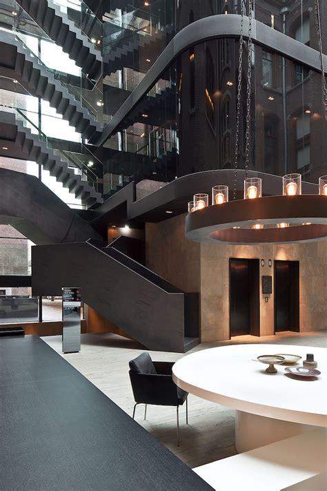 modern gallery amsterdam a modern hotel hides inside a former historic conservatory in amsterdam design milk