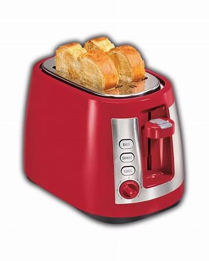 Wide Extra Slice Hamilton Toaster Toasters Slots