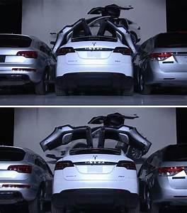 Tesla Porte Papillon : 5 innovations qui font de cette tesla une voiture pas comme les autres ~ Nature-et-papiers.com Idées de Décoration