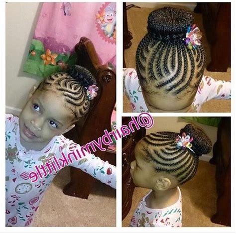 Tresse Africaine Pour Fille Coiffure Pour Fille Afro