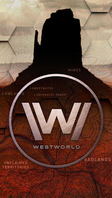 westworld  iphone    wallpaper   westworld