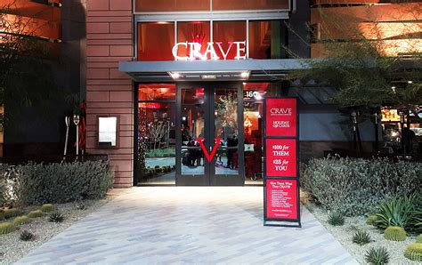 Crave American Kitchen & Sushi Bar –– Summerlin Vegas