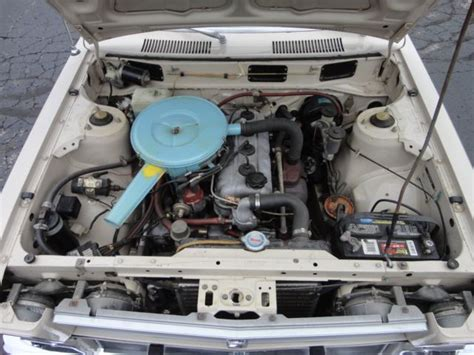 1972 toyota deluxe mk1 corolla and celica chassis jdm ta12l ha for sale