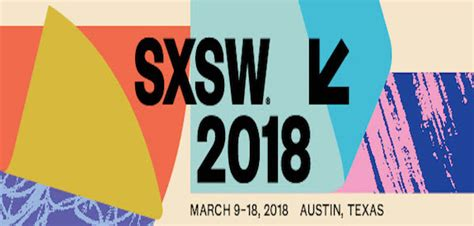 Sxsw Reveals Huge 2nd Round Of Acts For 2018 Music Festival  Glide Magazine