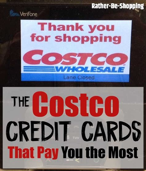 Costco warehouses, including puerto rico. Which Costco Credit Card Pays You The Most Money?