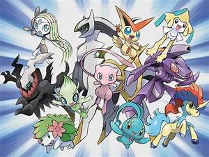 The Ultimate List Of Legendary Pokemon And Where To Find Them
