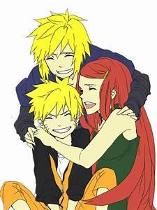 1000+ images about Naruto, Kushina and Minato on Pinterest ...