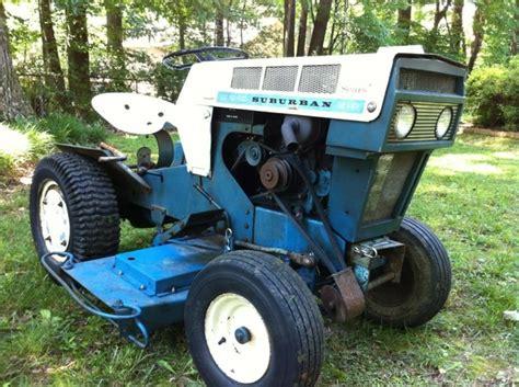 sears garden tractors vintage sears garden tractors autos post