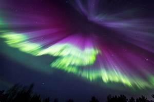 Incredible Aurora Borealis    Northern Lights Display
