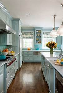 10, Beautiful, Most, Popular, Kitchen, Cabinet, Paint, Color, Ideas