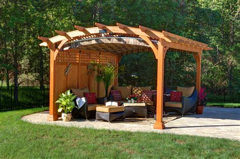 pole building what is a pergola byler barns