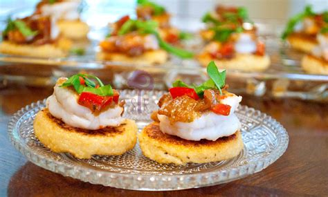 canap but shrimp canapes pixshark com images galleries with